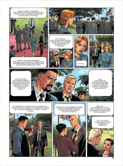 Page 4 narcos tome 3 - Mexico'n carne