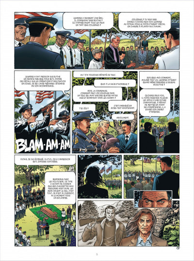 Page 5 narcos tome 3 - Mexico'n carne