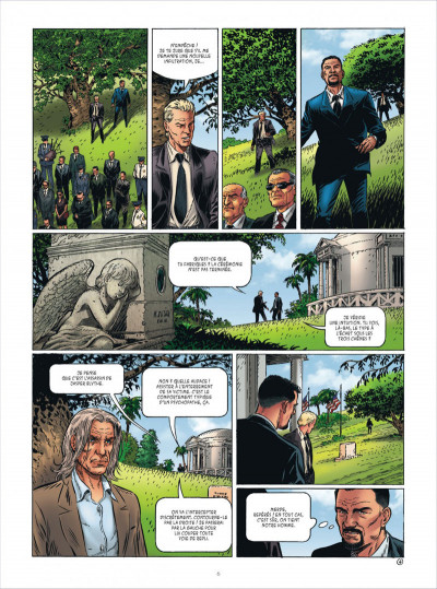 Page 6 narcos tome 3 - Mexico'n carne