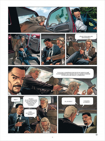 Page 8 narcos tome 3 - Mexico'n carne