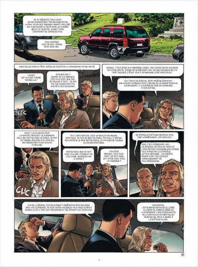 Page 9 narcos tome 3 - Mexico'n carne