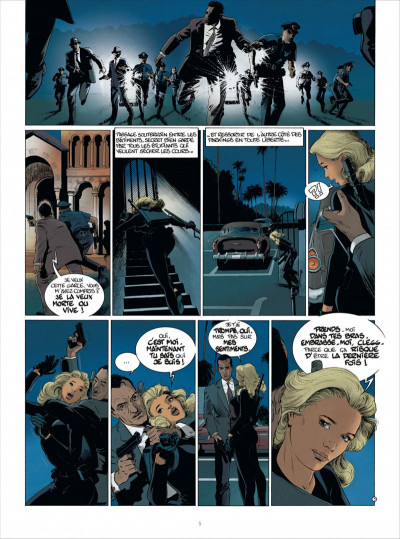 Page 5 Miss Octobre tome 1