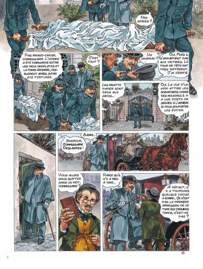 Page 6 La fille de Paname tome 2