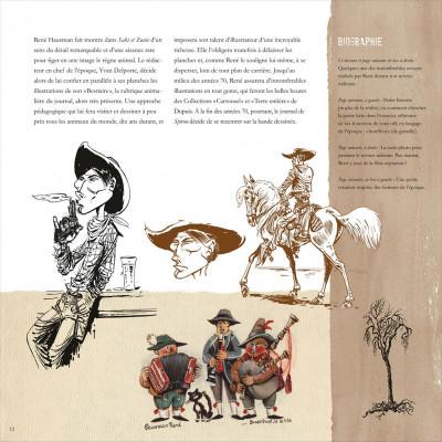 Page 2 René Hausman ; les mémoires d'un pinceau