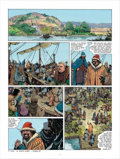 Page 6 Les mondes de Thorgal - Kriss de Valnor tome 3