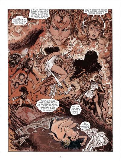 Page 7 Les mondes de Thorgal - Kriss de Valnor tome 3