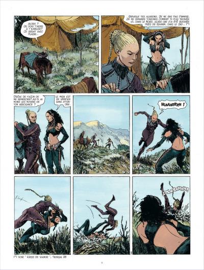 Page 9 Les mondes de Thorgal - Kriss de Valnor tome 3