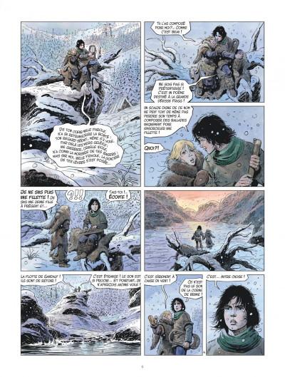 Page 6 les mondes de Thorgal - la jeunesse de Thorgal tome 1