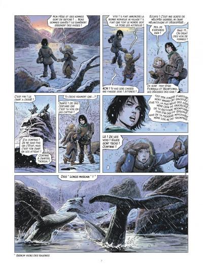 Page 7 les mondes de Thorgal - la jeunesse de Thorgal tome 1