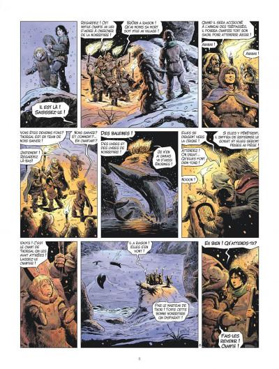 Page 8 les mondes de Thorgal - la jeunesse de Thorgal tome 1