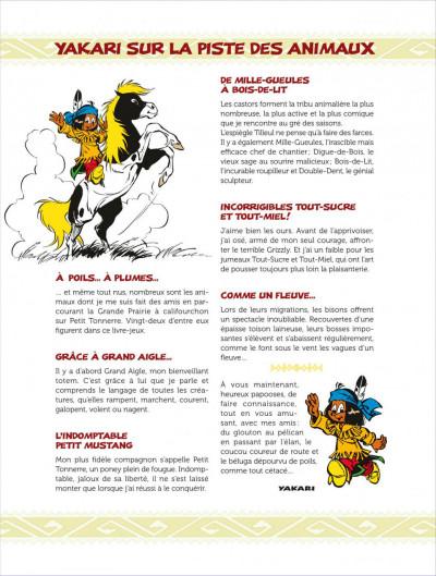 Page 1 yakari  ; cachier de vacances