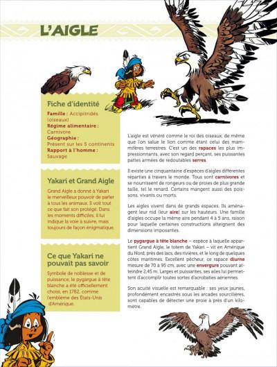 Page 2 yakari  ; cachier de vacances