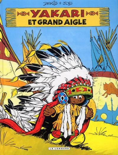 image de Yakari tome 1 - et le grand aigle
