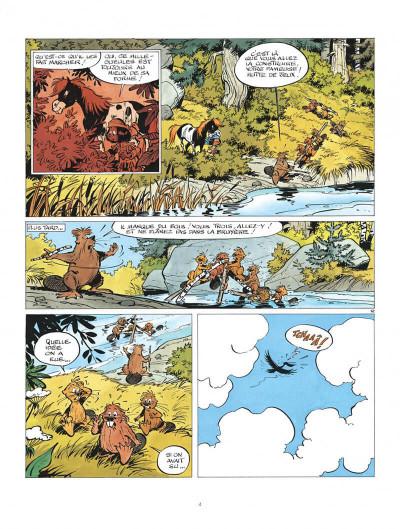 Page 4 Yakari tome 7 - et l'etranger