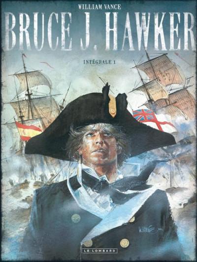 Couverture Bruce J. Hawker - intégrale  tome 1