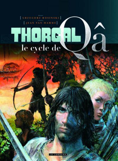 Couverture Thorgal - Intégrale tome 9 à tome 13