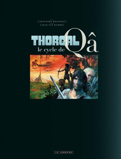 Page 3 Thorgal - Intégrale tome 9 à tome 13