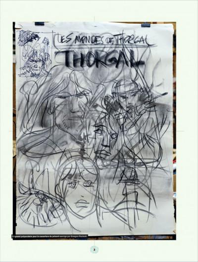 Page 2 les mondes de Thorgal ; aux origines des mondes