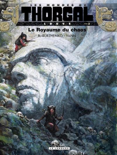 Couverture Les mondes de Thorgal - Louve tome 3