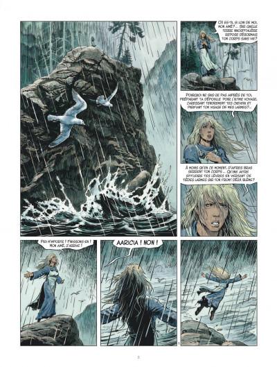 Page 3 Les mondes de Thorgal - Louve tome 3