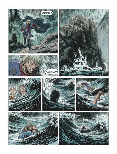 Page 4 Les mondes de Thorgal - Louve tome 3