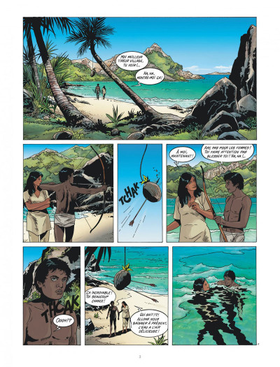 Page 2 Rani tome 5 - Sauvage
