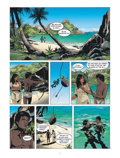Page 3 Rani tome 5 - Sauvage