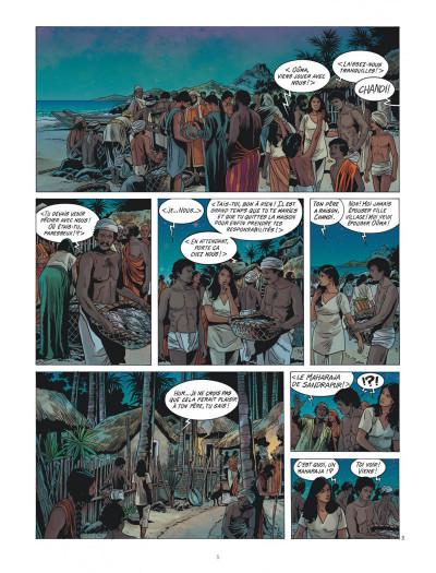 Page 5 Rani tome 5 - Sauvage