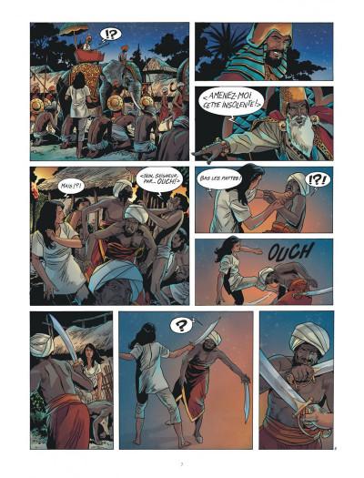 Page 7 Rani tome 5 - Sauvage
