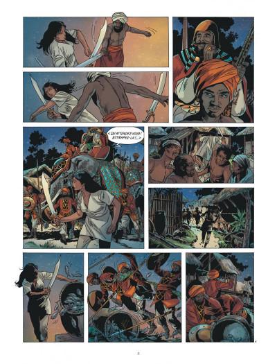Page 8 Rani tome 5 - Sauvage