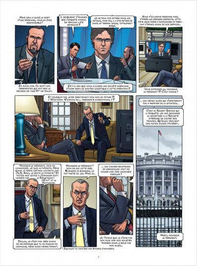 Page 4 Sisco tome 6 - négociations en 9 mm