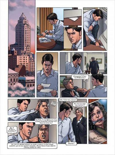 Page 5 Sisco tome 6 - négociations en 9 mm