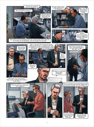 Page 6 Sisco tome 6 - négociations en 9 mm