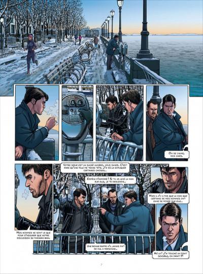 Page 7 Sisco tome 6 - négociations en 9 mm