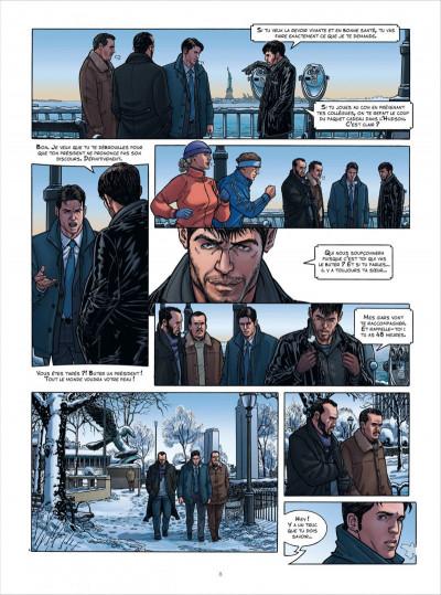 Page 8 Sisco tome 6 - négociations en 9 mm