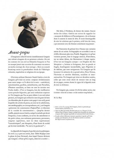 Page 2 Gauguin - loin de la route