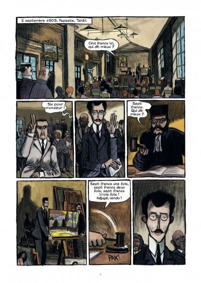 Page 5 Gauguin - loin de la route