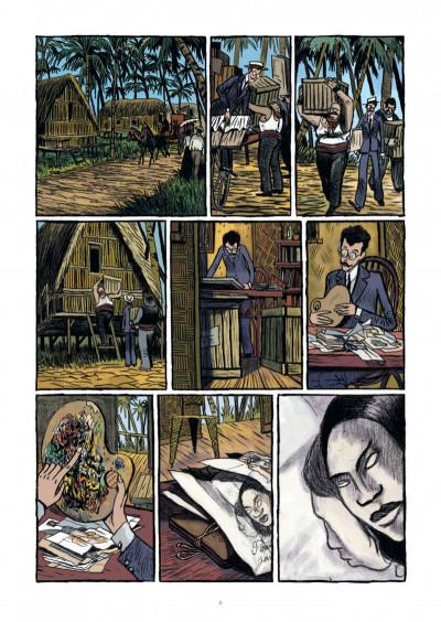 Page 6 Gauguin - loin de la route