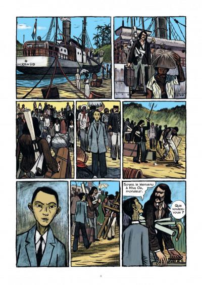 Page 8 Gauguin - loin de la route