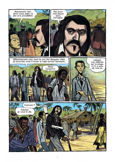 Page 9 Gauguin - loin de la route