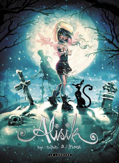Couverture Alisik tome 2 - hiver