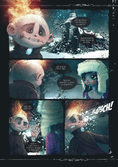 Page 9 Alisik tome 2 - hiver