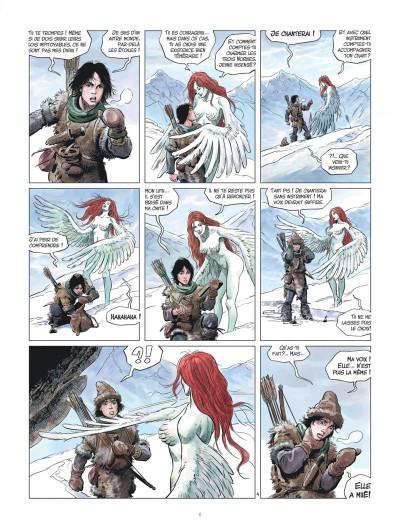 Page 6 Les mondes de Thorgal - la jeunesse de Thorgal tome 2 - L'œil d'Odin