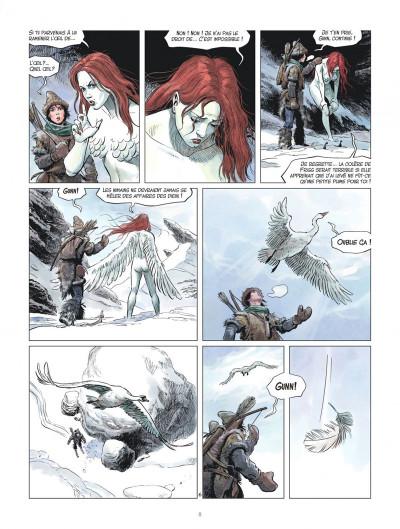 Page 8 Les mondes de Thorgal - la jeunesse de Thorgal tome 2 - L'œil d'Odin