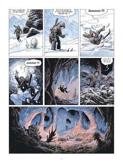 Page 9 Les mondes de Thorgal - la jeunesse de Thorgal tome 2 - L'œil d'Odin