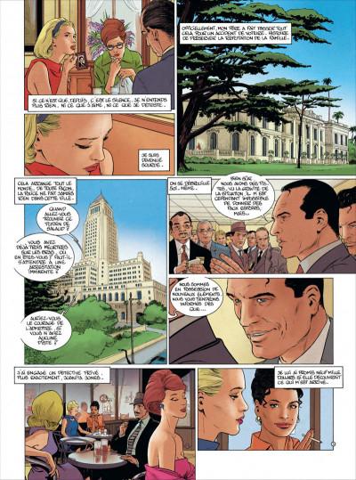 Page 5 miss Octobre tome 2 - la morte du mois