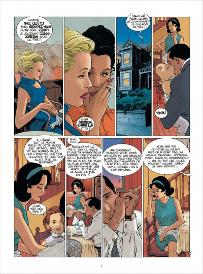 Page 6 miss Octobre tome 2 - la morte du mois