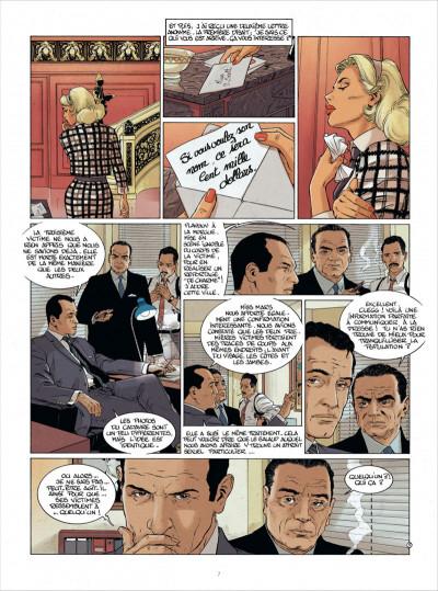 Page 7 miss Octobre tome 2 - la morte du mois