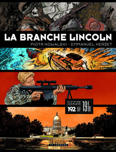 image de la branche Lincoln - intégrale