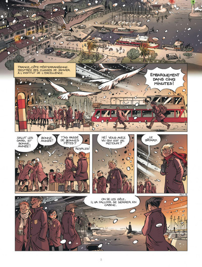 Page 3 hell school tome 1 - rituel
